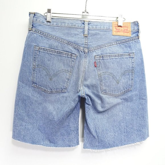 New Levis 501 Made In USA Shorts